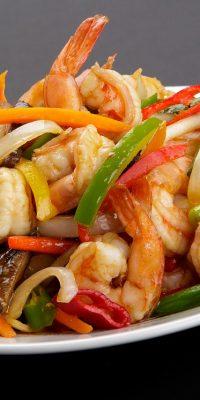 yard shrimp Catering service